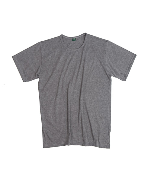 STANDARD SOLID TSHIRTS [CHARCOAL]