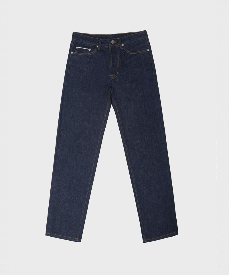 71001 JAPANESE SELVEDGE JEANS [1 WASH]