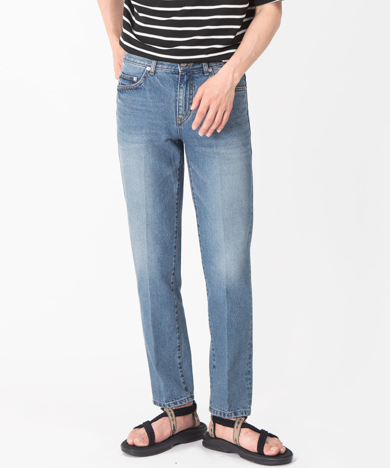 1939 SOHO JEANS [CROP STRAIGHT]