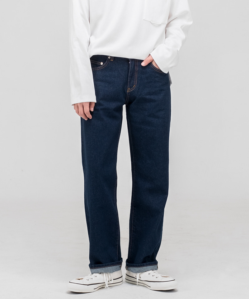 1955 DRUGS JEANS [WIDE STRAIGHT]