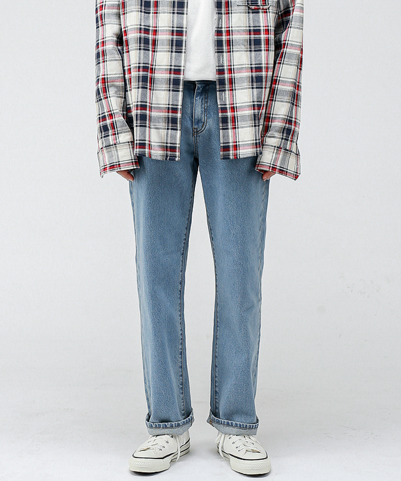 1957 OX JEANS [WIDE STRAIGHT]