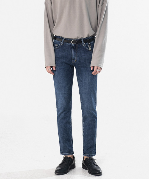 [8차 재입고] 1916 RIVER STR JEANS [CROP SLIM]