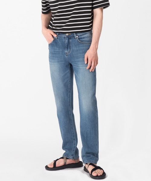 1942 WEEKEND JEANS [WIDE STRAIGHT]