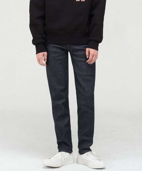 51001 COLLECT ORGANIC DRY TWILL JEANS [NEW SLIM]