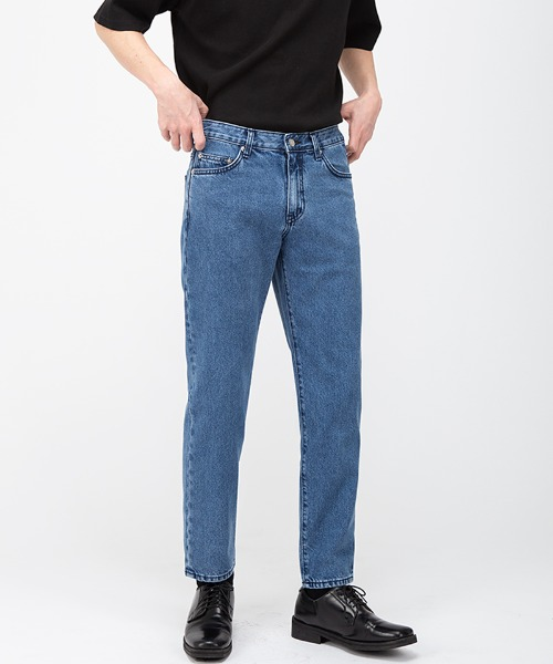 1963 MIXTAPE JEANS [CROP STRAIGHT]