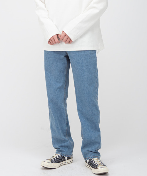 1976 BREEZY JEANS [REGULAR STRAIGHT]