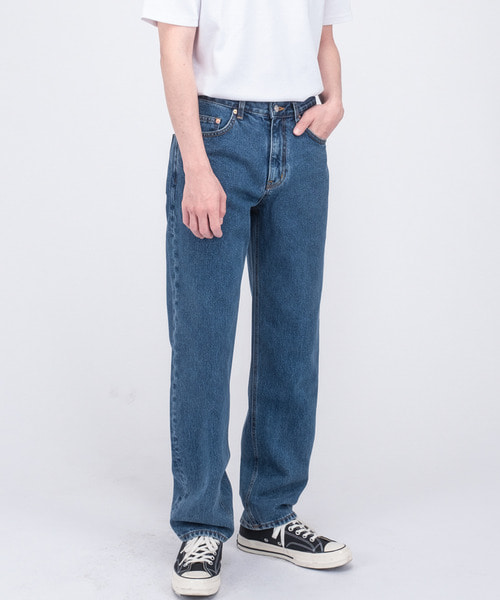 1974 CIRCLE JEANS [REGULAR STRAIGHT]