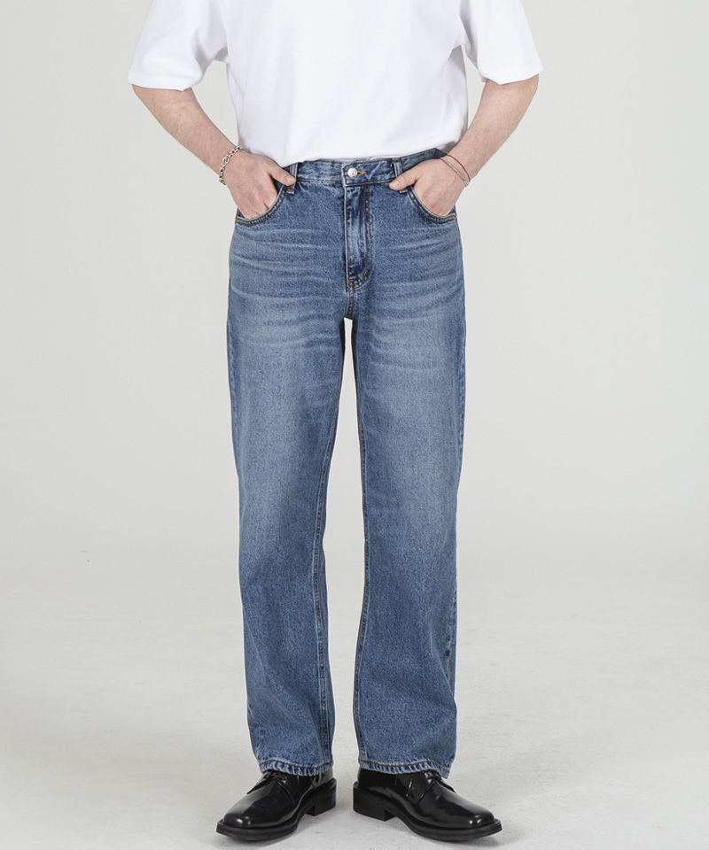 1891 ICONIC JEANS [WIDE STRAIGHT]