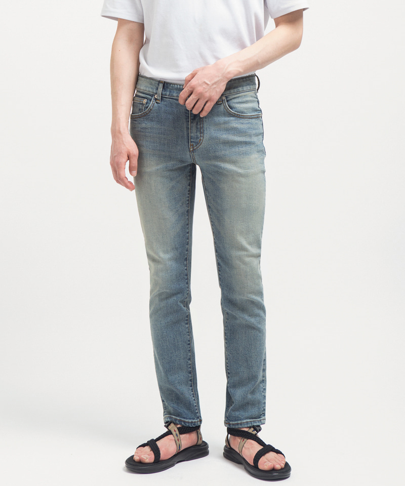 1937 SANDWAVE JEANS [CROP SLIM]