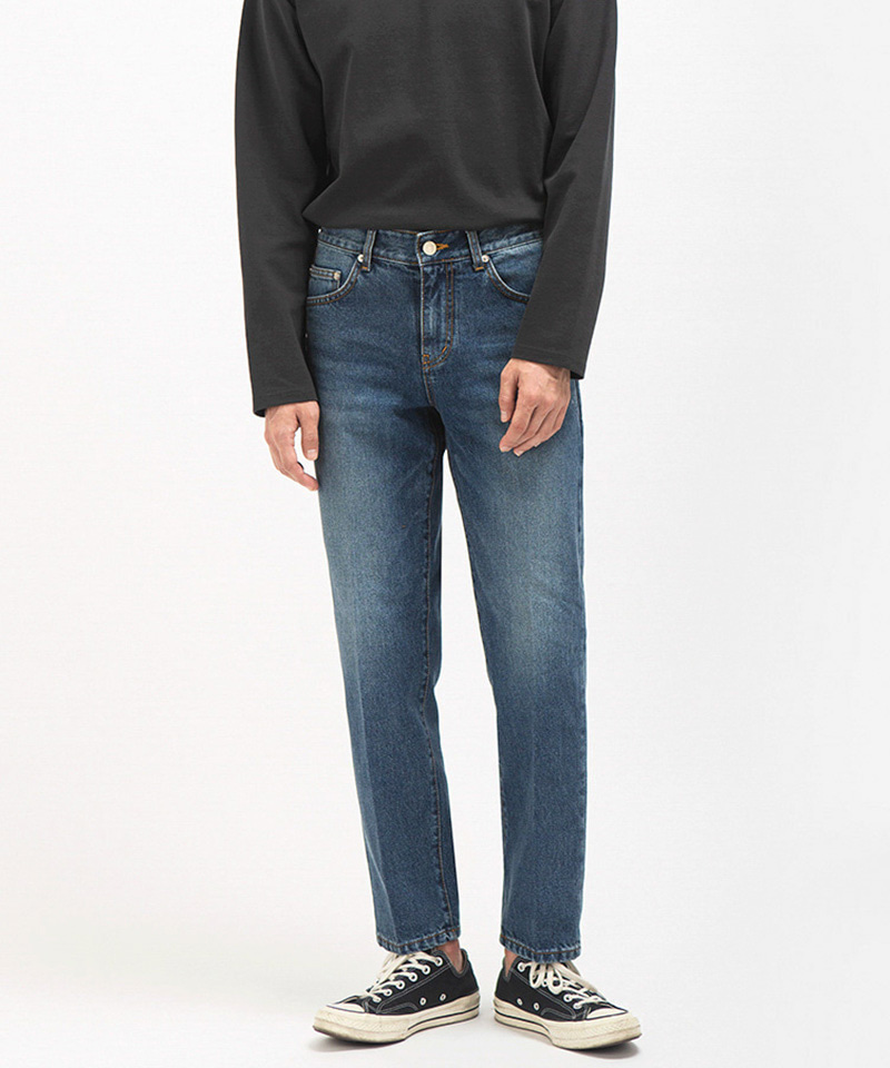 1938 NEW FLIGHT JEANS [CROP STRAIGHT]