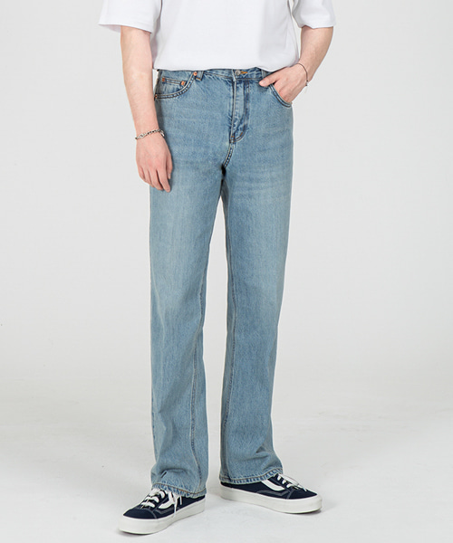 1871 BLUE MOUNTAIN JEANS [BOOT CUT]