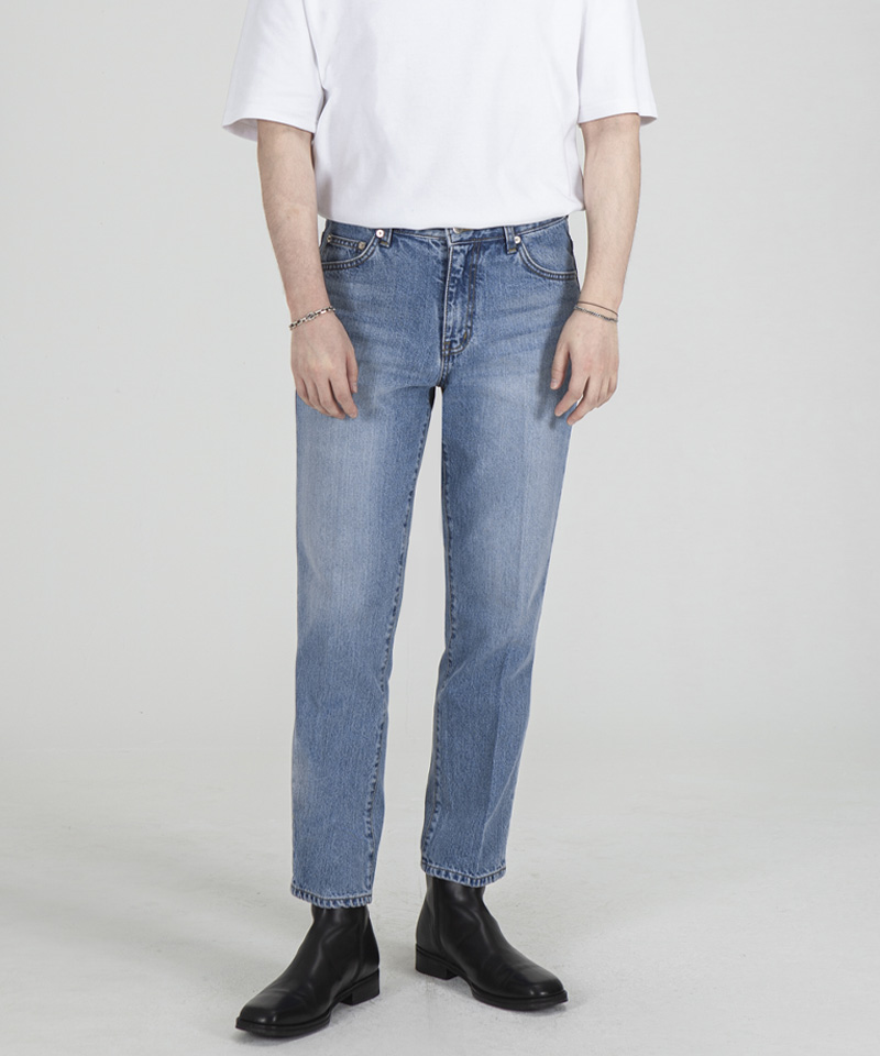 1946 LAPIS JEANS [CROP STRAIGHT]