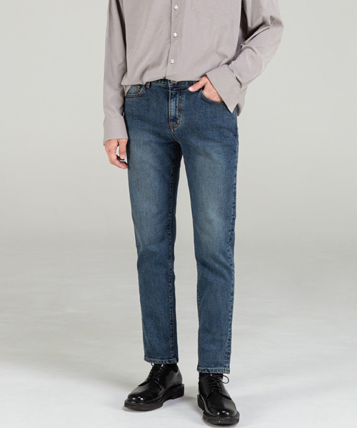 [11차 재입고] 1919 NEW STANDARD JEANS [CROP SLIM]