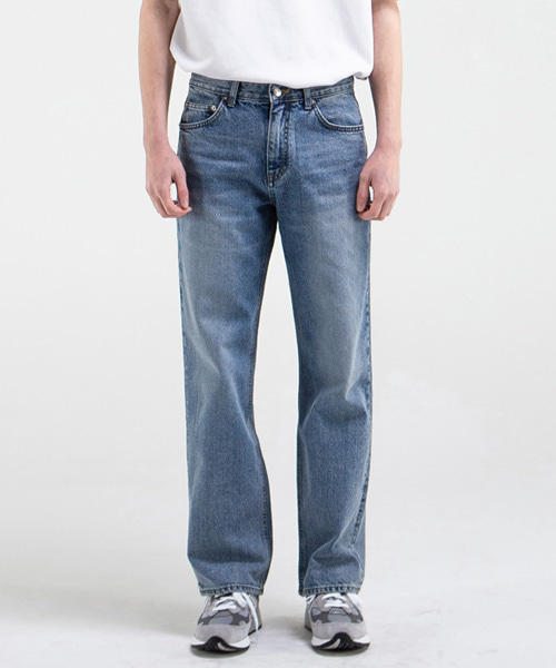 1895 RETRO CITY JEANS [WIDE STRAIGHT]